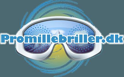 Promillebriller.dk logo
